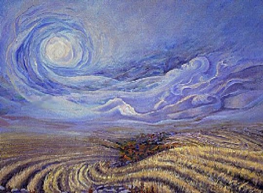"Vincent Van Gogh: ""il vento"""
